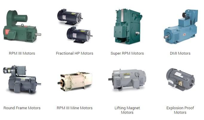 abb-baldor-fractional-and-integral-dc-motors