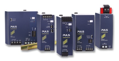 puls-single-phase-din-rail-power-supplies