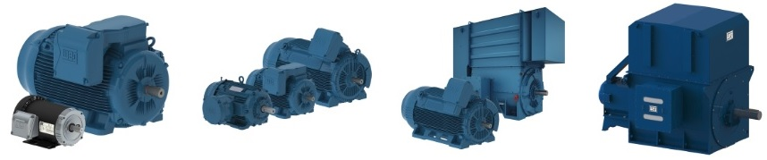weg-ac-dc-industrial-motors